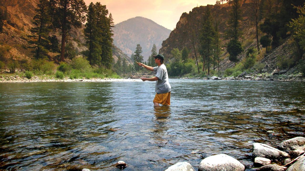 スポットライト:アイダホ州とオレゴン州の 4 本の川