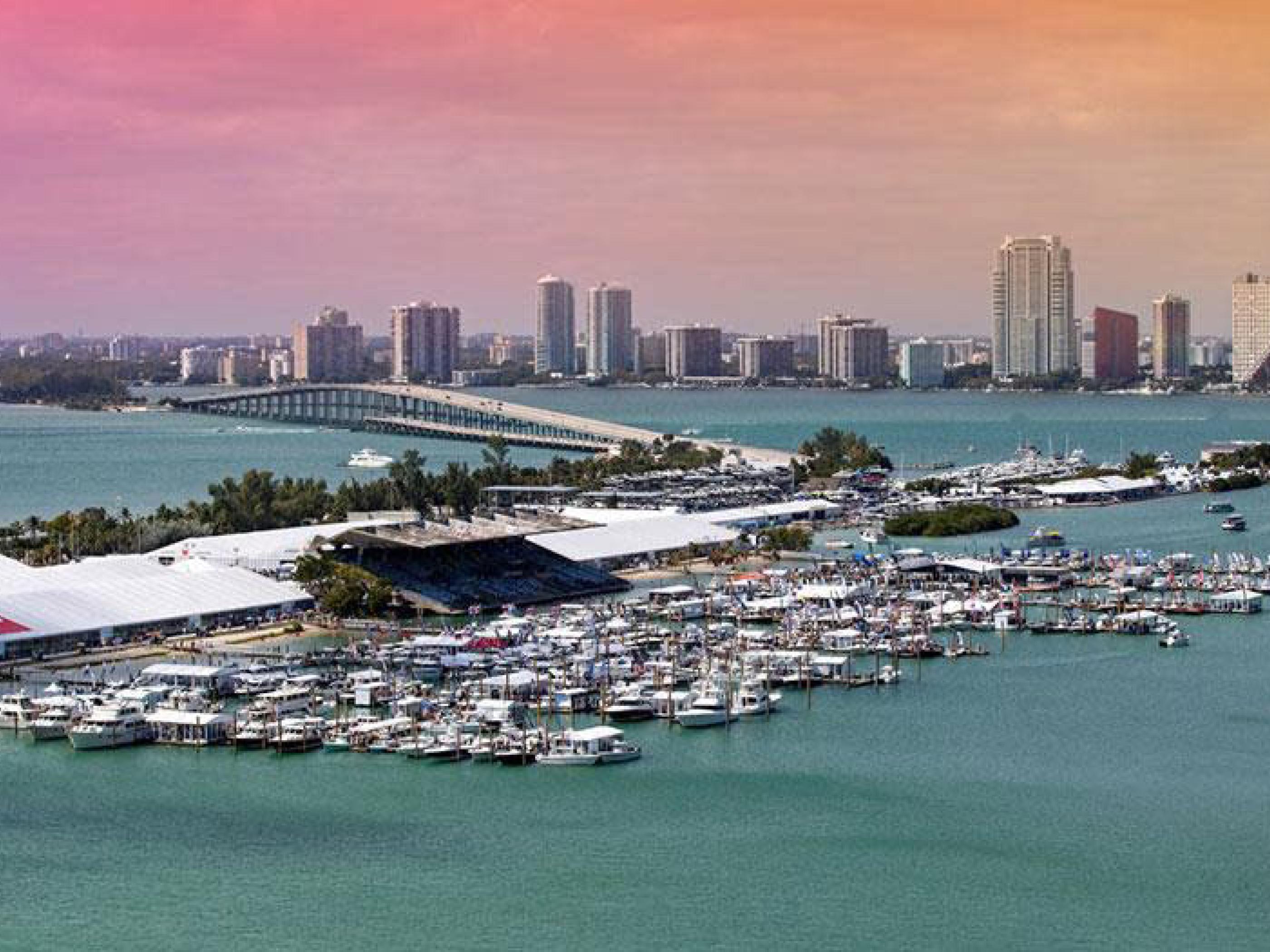 フロリダ州マイアミ 思いがけない魅力に出会える洗練されたビーチシティ