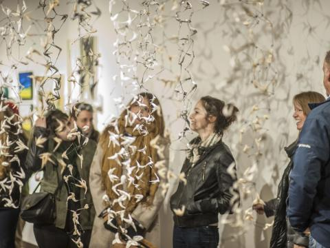 デンバー・アート・ウィークの展示を楽しむ
