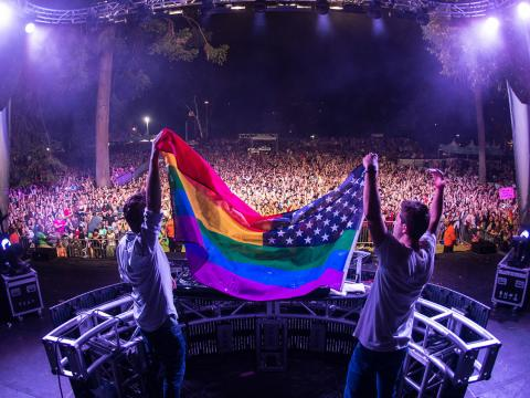 Celebrating San Diego's LGBTQ Pride