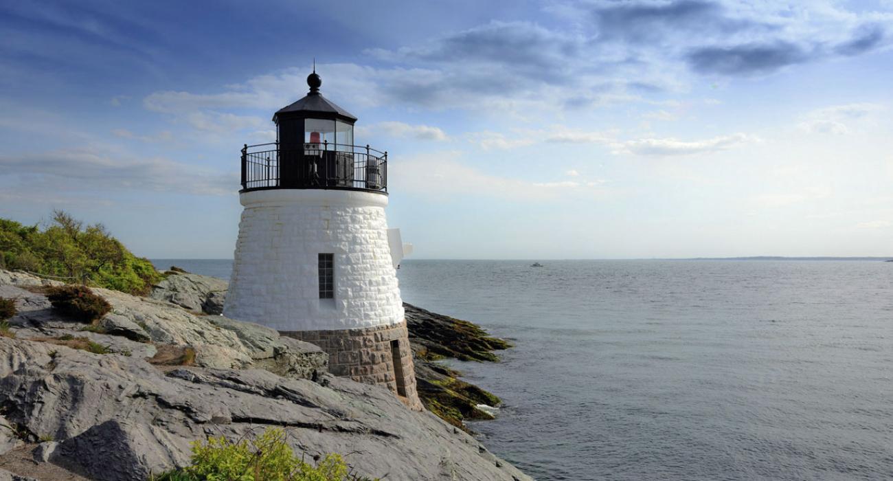 ロードアイランド州のすばらしい灯台を巡るツアー