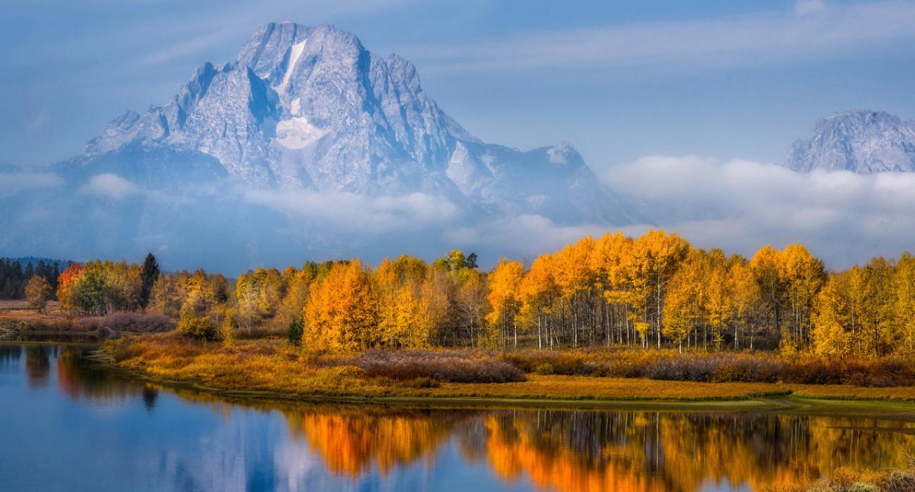 アメリカワイオミング州観光とイエローストーン国立公園